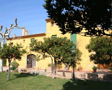 Casa rural para boda en Tarragona
