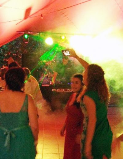 Boda el baile