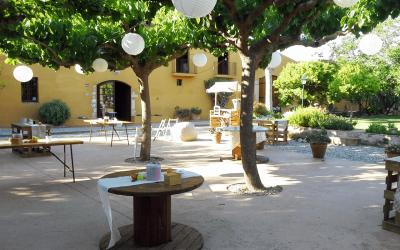 Masía para bodas cerca de Tarragona