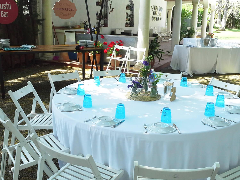 Event planner para comuniones