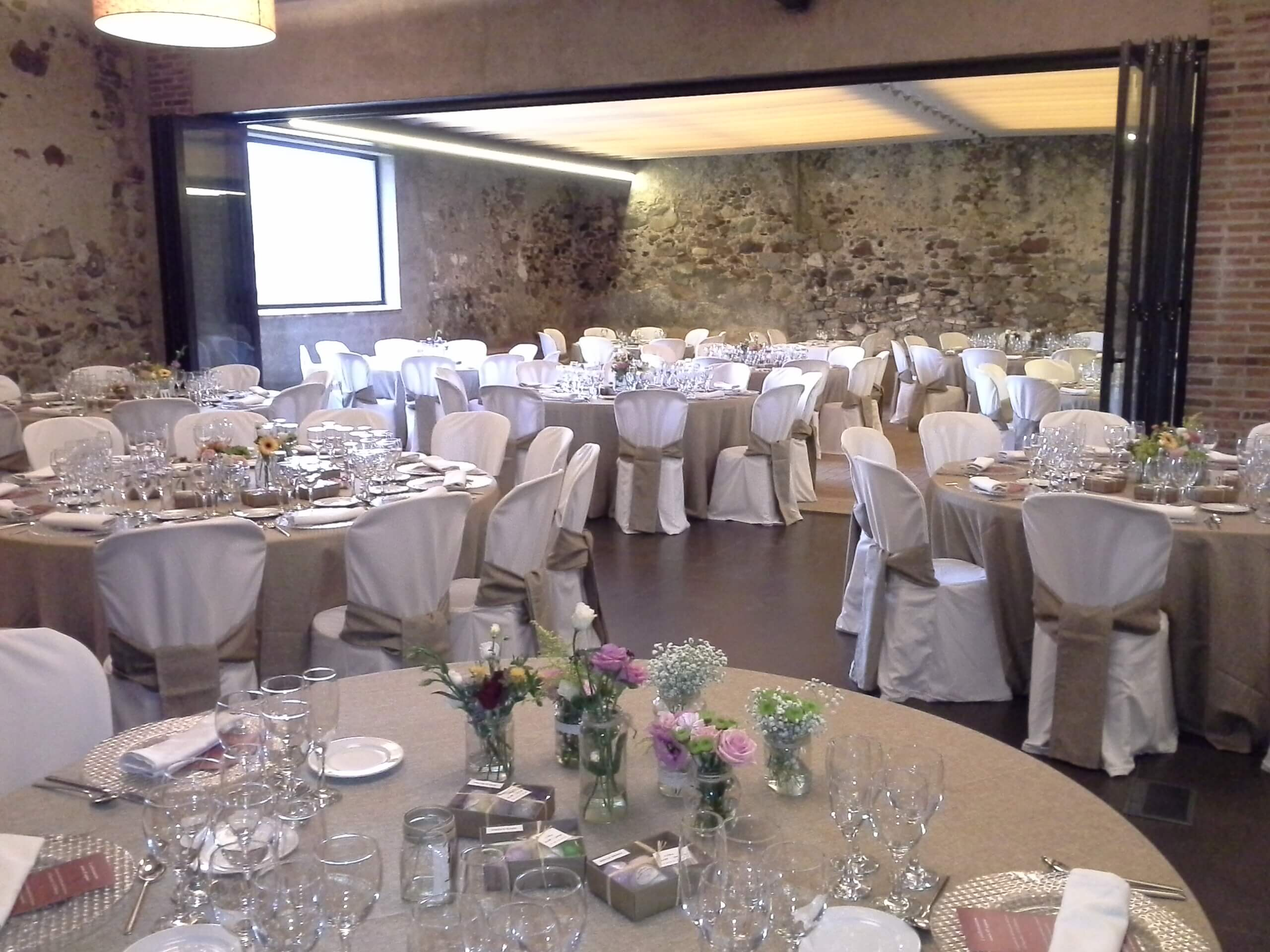 Masia para bodas Tarragona