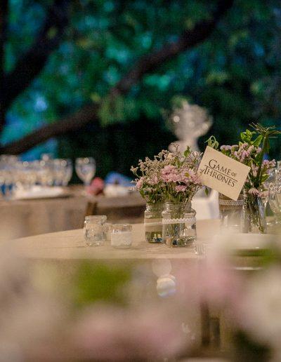 Masía para bodas