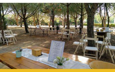 Organizar boda en una casa rural